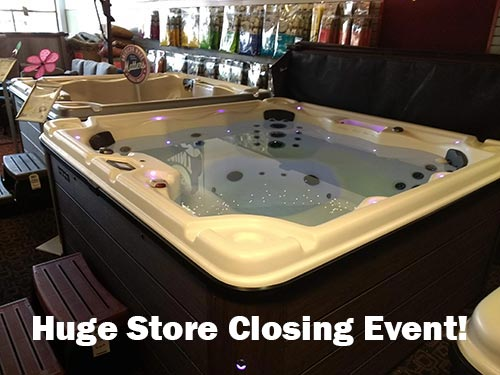 Store Closing Sale!