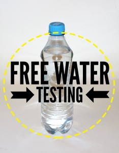 free water testing in metro detroit